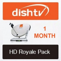 HD Super Royale 1 Month Package