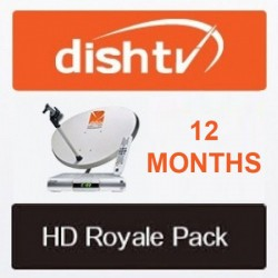 HD Super Royale 12 Month Package