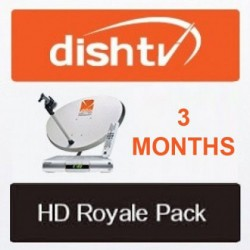 HD Super Royale 3 Month Package