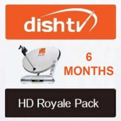 HD Super Royale 6 Month Package
