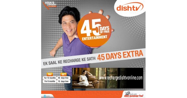 Coupon code for dish tv recharge